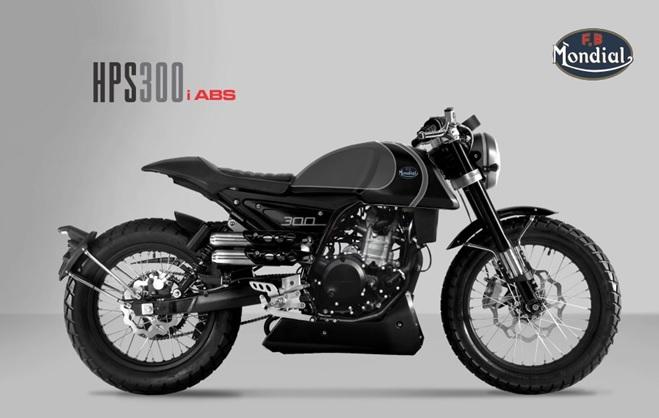 HPS300i ABS